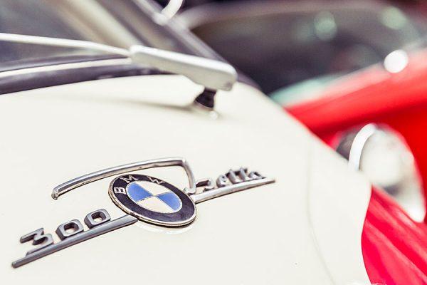 BMW Isetta im Oldtimer Museum Rügen in Binz OT Prora